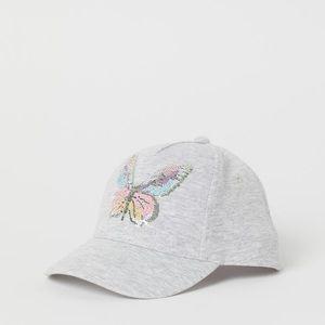 H&M Butterfly Cap